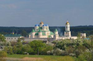 Межиріцький монастирь