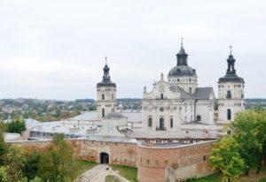 Бердичів. Монастир босих кармелітів